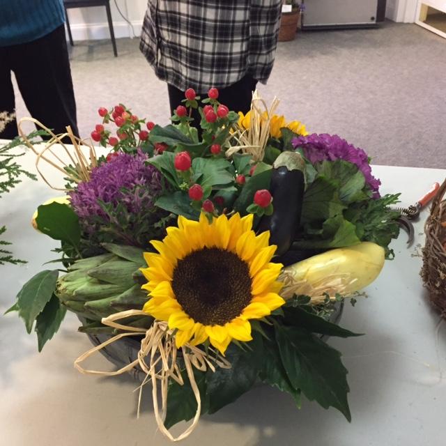 Floral Designs Sayville Garden Club